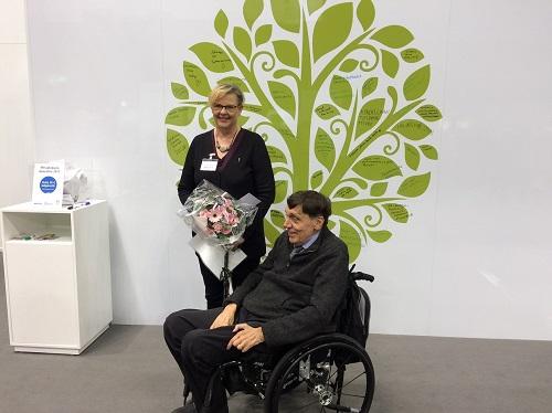 Invalidiliiton jäsenhankintakilpailun voittaja