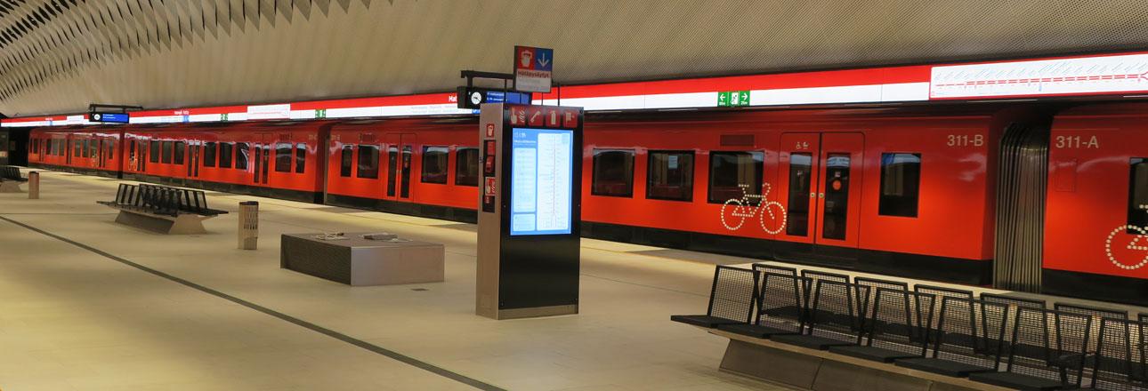 Metro Pysäköinti