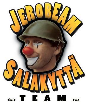 Jerobeam Salakyttä Teamin logo