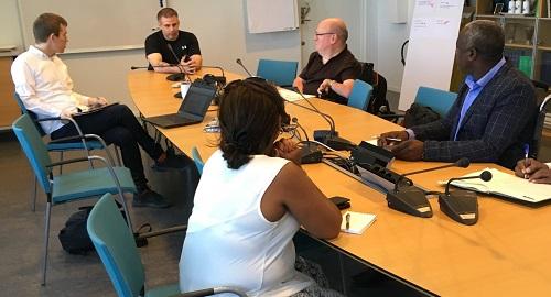 Invalidiliiton kehy-kokous Tukholmassa