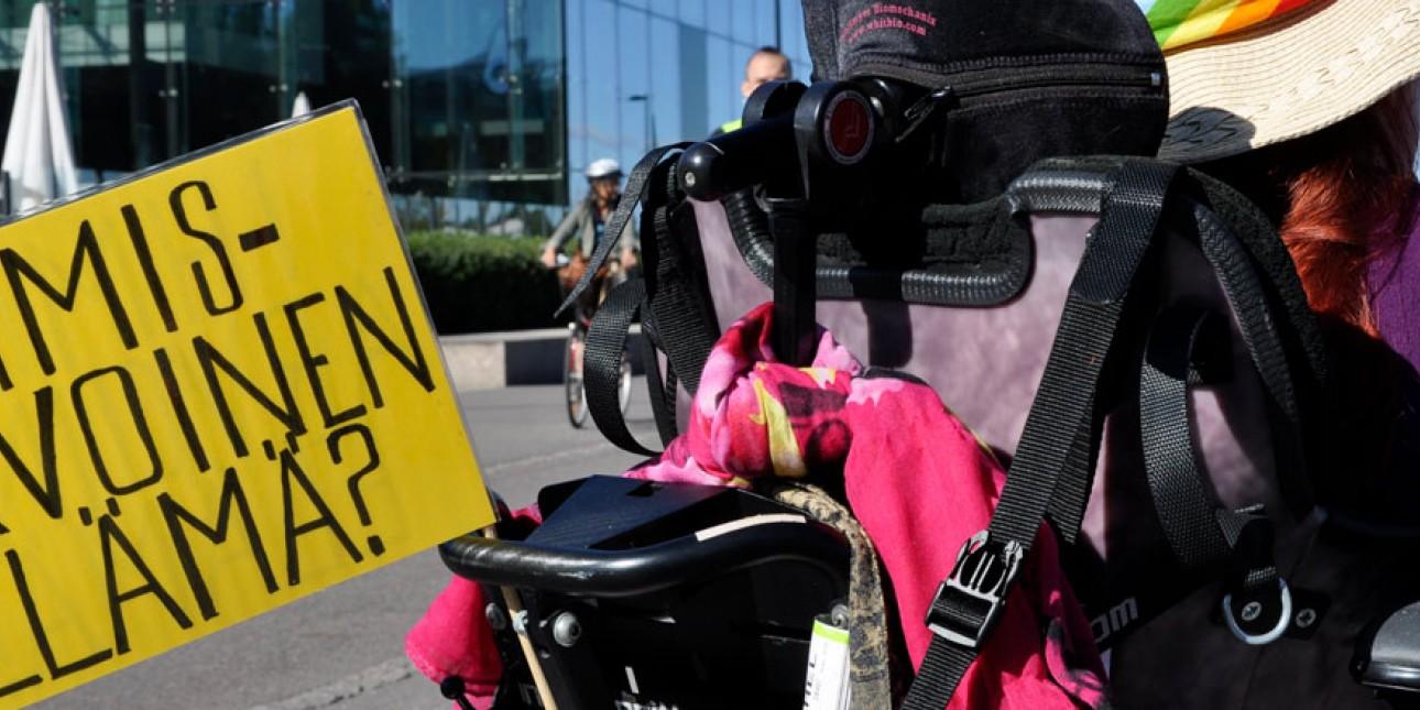 Vammaisten Oikeudet