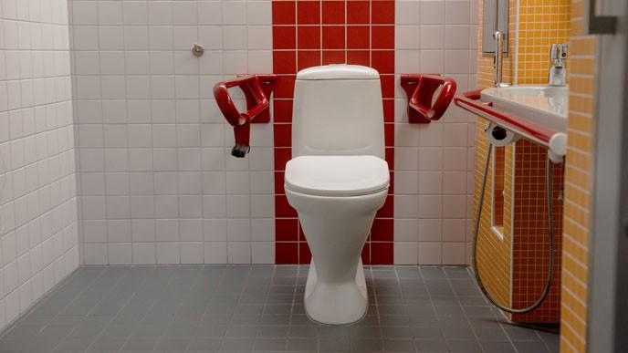 Uusi esteettömän wc ja pesutilan opas | Uusi esteettömän wc